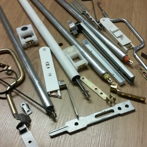--Vertical Slider Accessories