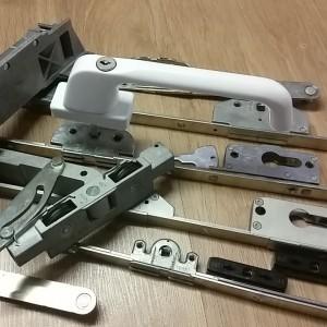 --Tilt & Slide Hardware: